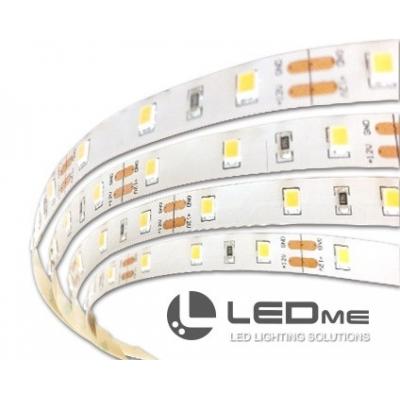 LED pásek 24V 12W/m CRI97 IP20 teplá bílá 1m